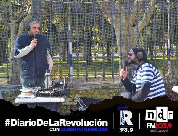 Photo of CHARLA ANIVERSARIO RADIO REVOLUCION