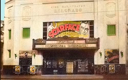 Photo of Un cine del pasado