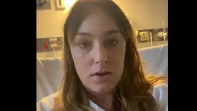 """Photo of Periodista internada por fiebre y pericarditis luego de vacunarse: """"Vacúnense, debemos hacer sacrificios por el bien común"""""""
