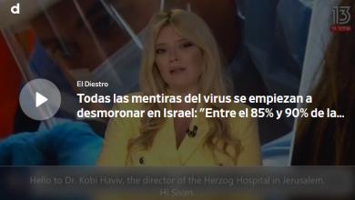 """Photo of Israel: """"Entre el 85 y 90% de las hospitalizaciones son de personas vacunadas, y el 95% de los pacientes graves también"""""""