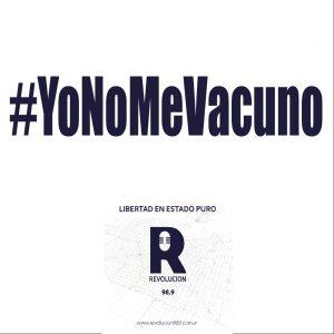 YO NO ME VACUNO