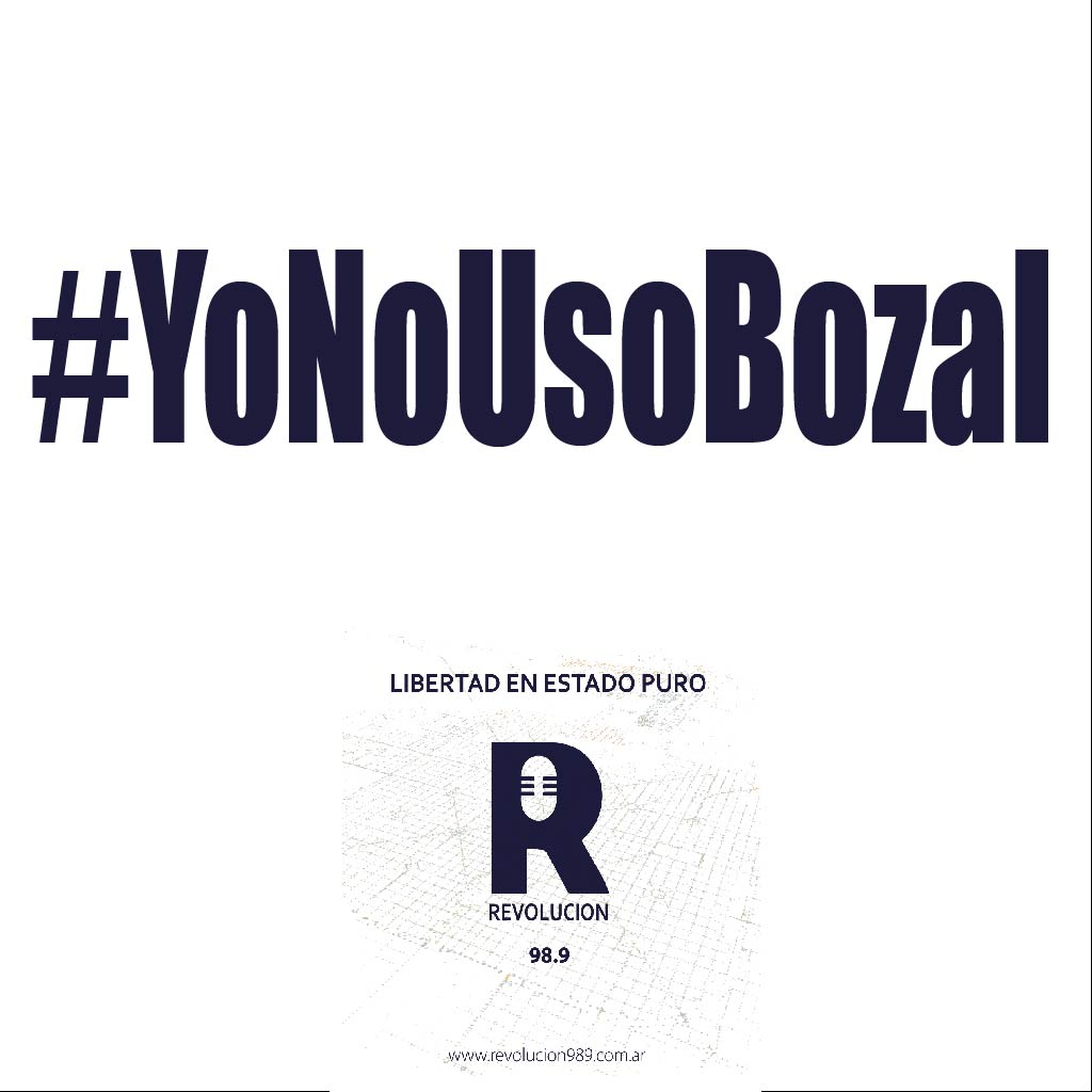 YO NO USO BOZAL