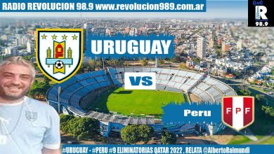 Photo of Peru 1 URUGUAY 1 / 9° (#7) #Eliminatorias #Qatar2022 (02/09/2021)