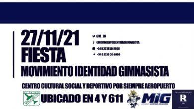 Photo of ¡SE VIENE LA FIESTA DE LOS 12 AÑOS DEL MOVIMIENTO IDENTIDAD GIMNASISTA (MIG) Y LOS 9 AÑOS DE RADIO REVOLUCION 98.9!