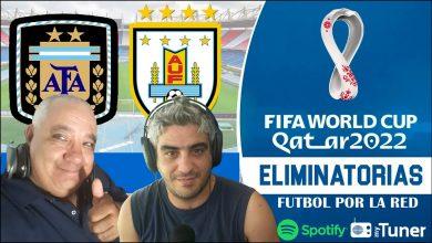 Photo of DOMINGO 10/10/2021 A LAS 19 #Argentina vs #URUGUAY 11° (5°) #Eliminatorias #Qatar2022 POR CIRIA Y LA RED