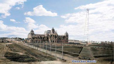 Photo of El paisaje en la época anterior a la fundación