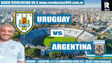 Photo of Argentina 3 URUGUAY 0 / 11° (5°) #Eliminatorias #Qatar2022 (10/10/2021) / RELATO ALBERTO RAIMUNDI
