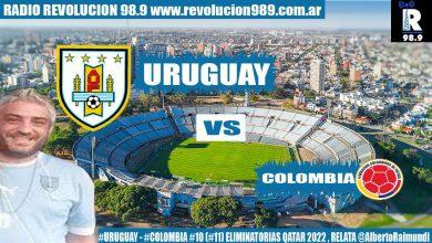 Photo of URUGUAY 0 Colombia 0 / 10° (11°) #Eliminatorias #Qatar2022 (07/10/2021) / RELATO ALBERTO RAIMUNDI
