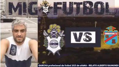 Photo of chorrondona 0 GIMNASIA 1 – RELATO ALBERTO RAIMUNDI 17° FECHA LA #GARCHAprofesional #2021 DE #afaNA